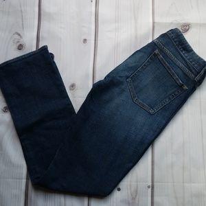 J.Crew Matchstick Jeans Size 27S